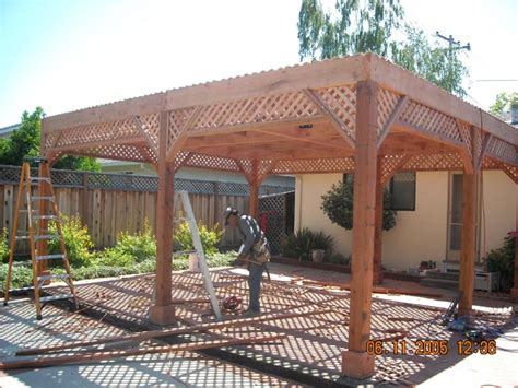 coastal lumber custom patio covers image gallery