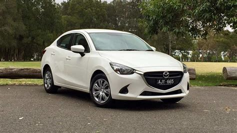 Review Mazda 2 by Mazda 2 Neo Sedan 2017 Review Carsguide