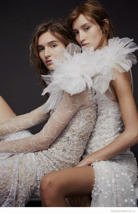 Vera Wangs Fall 2015 Bridal Collection Is Rock Chic And