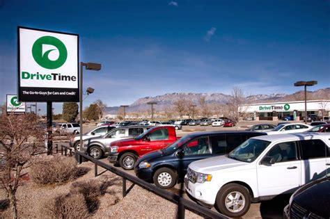 drivetime  cars  car dealers  wyoming blvd