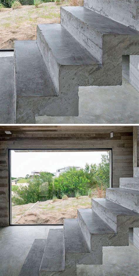 escalier dans un talus maison design hompot