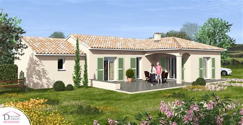maison rt 2012 plain pied en l terrain 224 oletta d 232 s 279 000