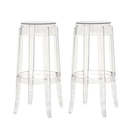 ghost barstools acrylic egpres