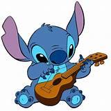 Image result for stitch with guitar Precious Leonel