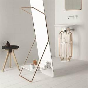 Accessoire Salle De Bain Cuivre : accessoires de salle de bain design ~ Melissatoandfro.com Idées de Décoration