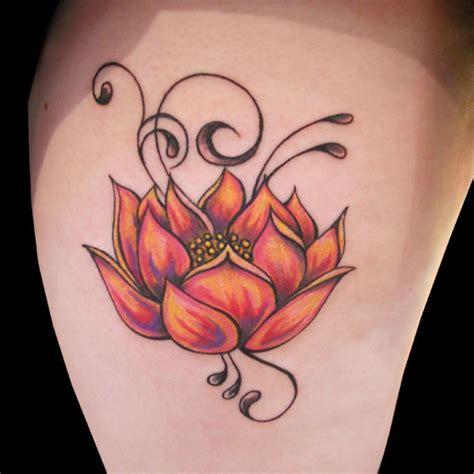 lotusblume bedeutung lotusblume die beliebteste florale t 228 towierung hat