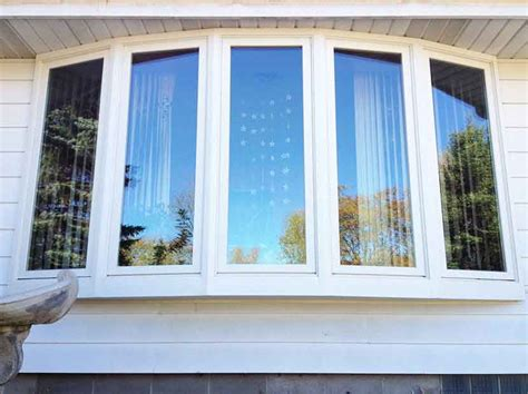 Bow Window : Bow And Bay Windows, Replacement Windows Eau Claire
