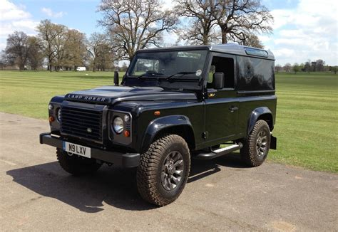 land rover defender lxv review quick drive photos