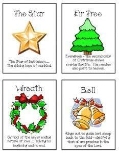 what is the sybolises cgristmas tree 8 symbols of to add to our traditions program idras