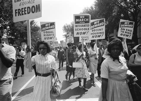 Civil Rights Movement Timeline History