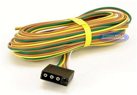 Trailer Light Wiring Harness Flat