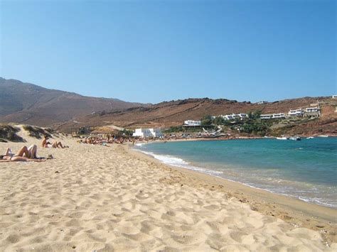 World Visits Mykonos Island And Beach Attraction Located