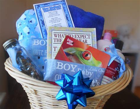 Baby Shower Gift Ideas - baby shower gift survival kit doodles