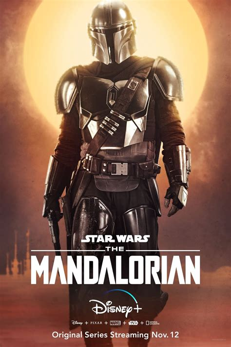'The Mandalorian' Trailer: A New 'Star Wars' Adventure ...