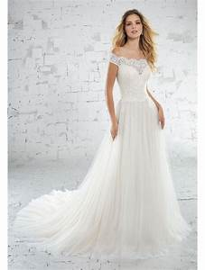 mori lee 6881 kolette soft ivory wedding dress without beads With wedding dress beads