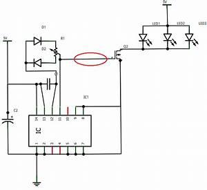 Led Dimmer Schaltung : led dimmer pwm transistor mosfet ~ Eleganceandgraceweddings.com Haus und Dekorationen