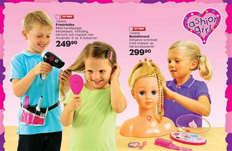 Swedish Toy Company Releases Gender-neutral Christmas