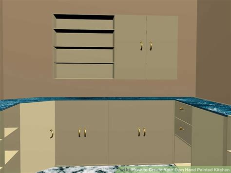 how to design your own kitchen how to create your own painted kitchen 12 steps 8631