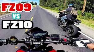 Mt 09 A2 : mt09 vs mt10 street race bro ride youtube ~ Medecine-chirurgie-esthetiques.com Avis de Voitures