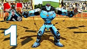Real Steel - Gameplay Walkthrough Part 1