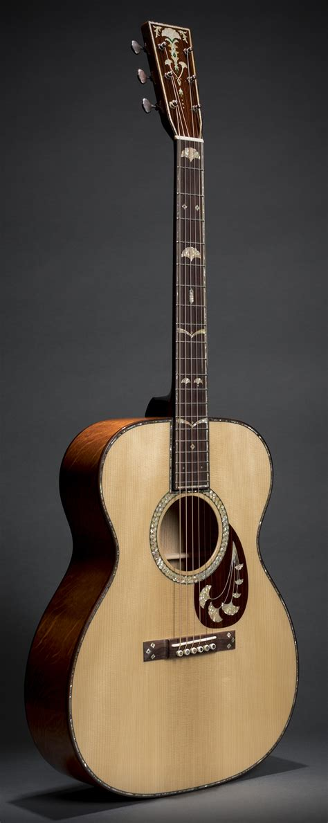 Martin Of by Martin Om Arts Crafts 2018 Guitar C F Martin Guitars