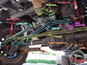 99 5 F350 Front Suspension