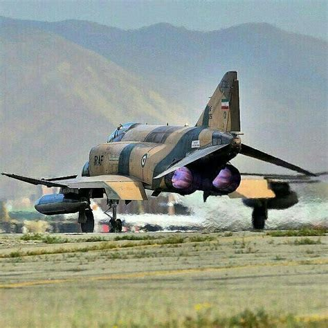 Iriaf (iranian Air Force) F-4 Phantom
