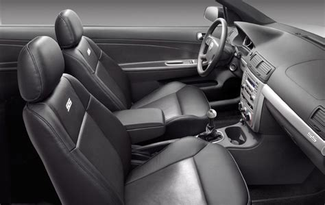 chevrolet chevy cobalt ss supercharged front seats