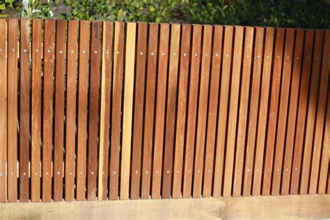 wood screws batten fences top class fencing and gates