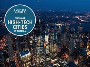 アメリカで最もハイテクな11の都市 | BUSINESS INSIDER JAPAN