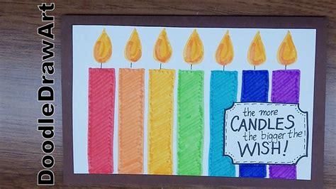 drawing     birthday card ideas  birthday