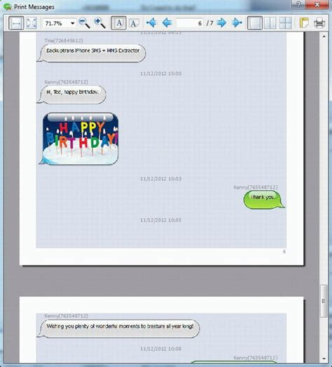 how to print texts from iphone anddev org view topic print iphone messages sms