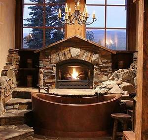48, Amazing, Rustic, Bathroom, Ideas, For, Upgrade, Your, House