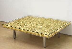 table monogoldtm by yves klein for sale at 1stdibs With yves klein coffee table