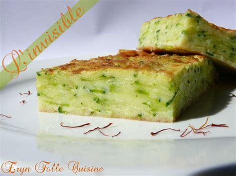 cuisine invisible gâteau invisible courgettes safran parmesan eryn et