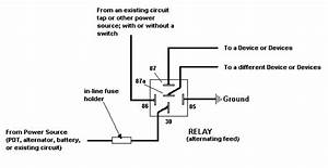 An Alternating Circuit Relay  Dual Feeds