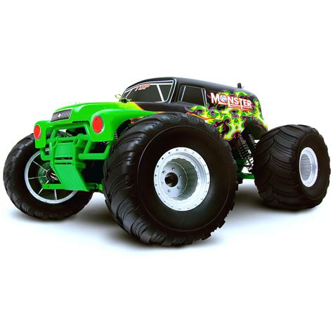 rc monster trucks hsp top monster truck special edition green rc truck at