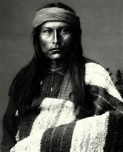 Native American Apache Indian Cochise