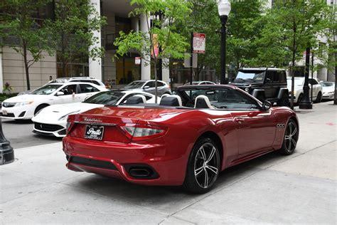 Gambar Mobil Maserati Granturismo by New 2018 Maserati Granturismo Convertible Sport For Sale