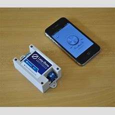 Smartphone Control Light Dimmer Via Wifi Or Internet