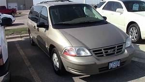 2000 Ford Windstar Wagon Lx