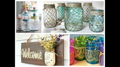 jar crafts inspiration diy room decoration ideas