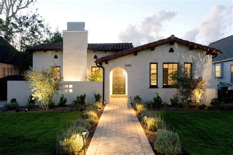 inviting spanish style home  refreshed  southern