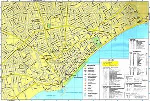 Limassol Maps. Limassol area map and Limassol city map.