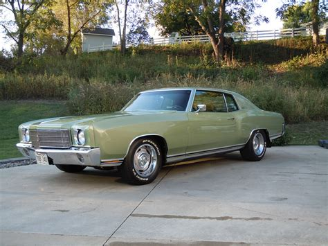 1970 Chevrolet Monte Carlos For Sale Used Cars And Autos