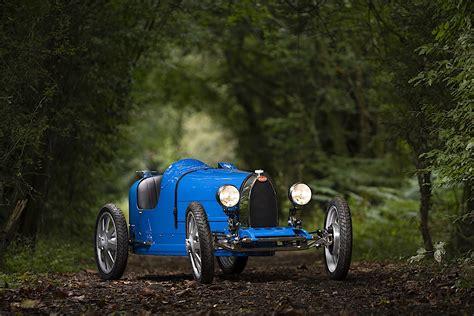 The bugatti veyron 16.4 grand sport vitesse. Bugatti Baby II Ride-On Becomes Joy Ride for Adults at Official Presentation - autoevolution