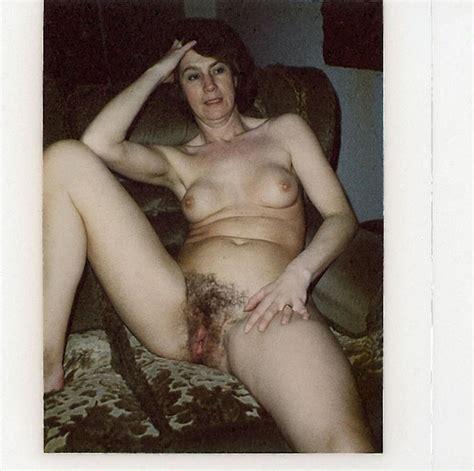 Naked Wife Polaroids