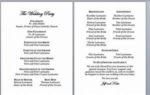 spirals spatulas catholic wedding program With catholic wedding ceremony program