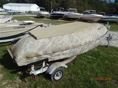 Homemade Jon Boat Trailer by Homemade Boat And Trailer Vehicles For Sale