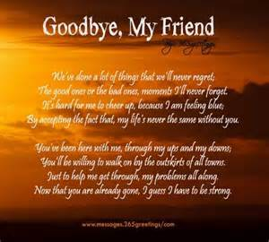 quotes pet poems and more friends cowboys goodbye my friend my friend